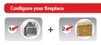 Configure your fireplace